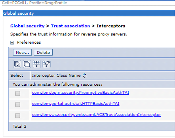 Connecting Responsiv Unity or IBM WebSphere to Azure 2