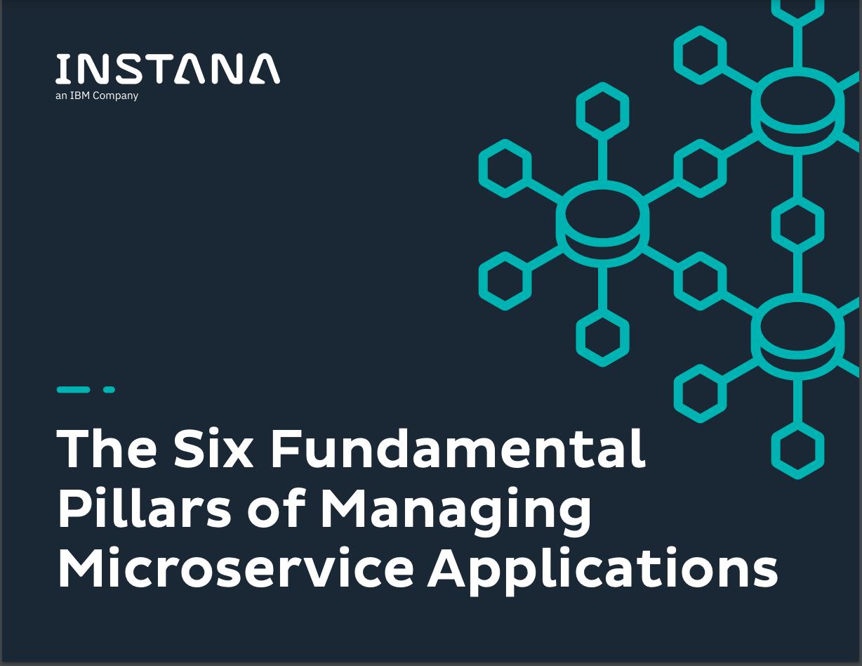 The six Fundamental Pillars of mANAGING microservice Applications